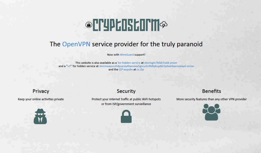 Tor Hidden Service V3